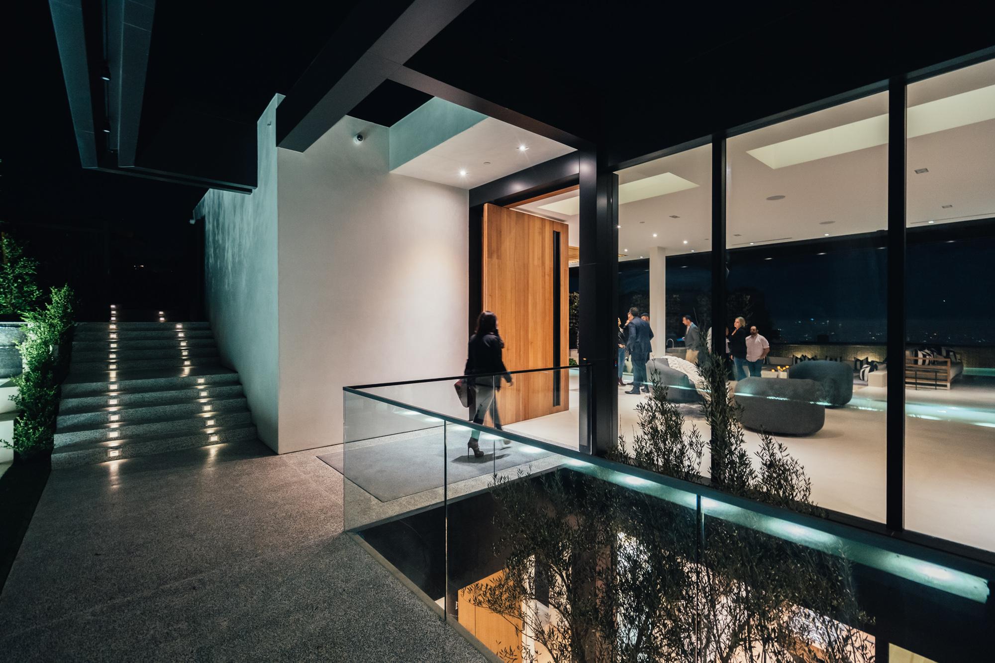 Blue Jay Way - Entry