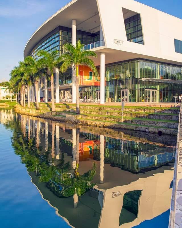 University of Miami – Student Activities Center
